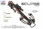 Tenpoint Eclipse RCX ACU Draw Crossbow Full Package
